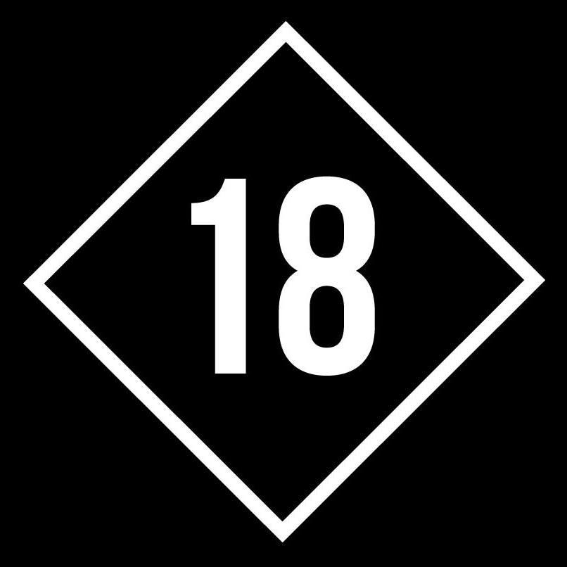 18 James Street Logo